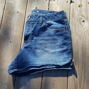 Faded Glory Jean Shorts